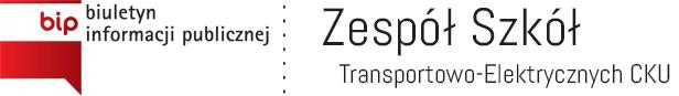 Biuletyn Informacji Publicznej Zespołu Szkół Transportowo-Elektrycznych CKU